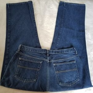 Venezia dark wash high waisted jeans